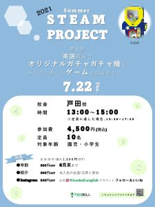STEAM Project